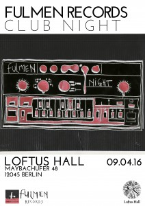 2016_04_09 fulmen records club night (poster a3)